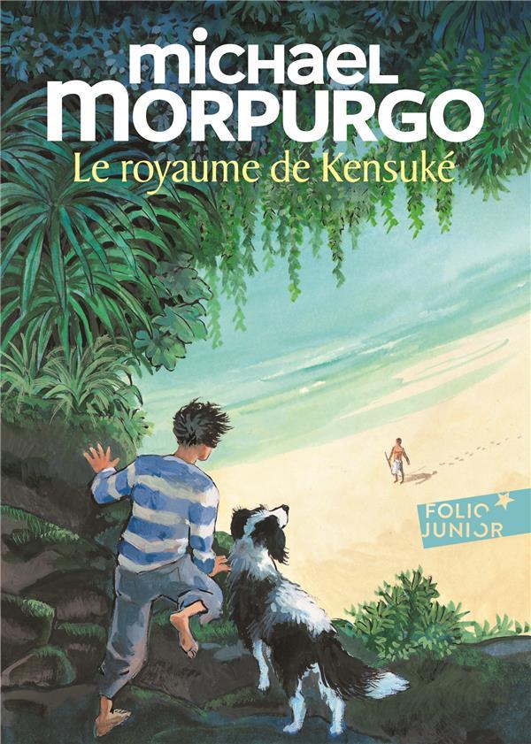 LE ROYAUME DE KENSUKE MORPURGO/PLACE GALLIMARD
