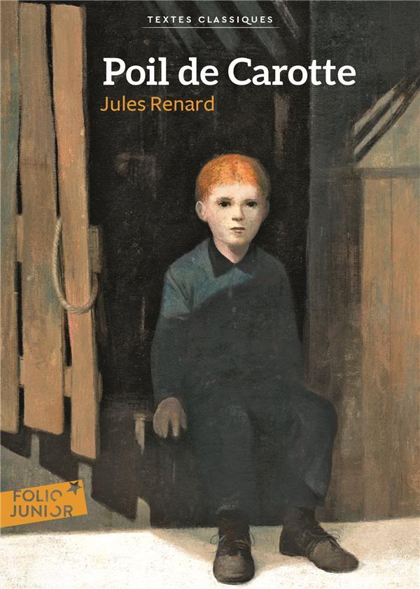 POIL DE CAROTTE RENARD JULES GALLIMARD