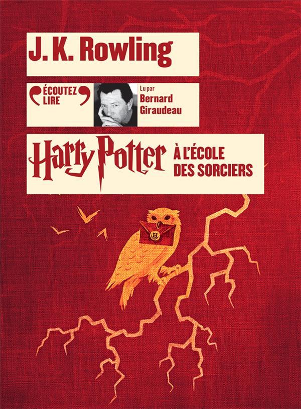 HARRY POTTER T.1  -  A L'ECOLE DES SORCIERS