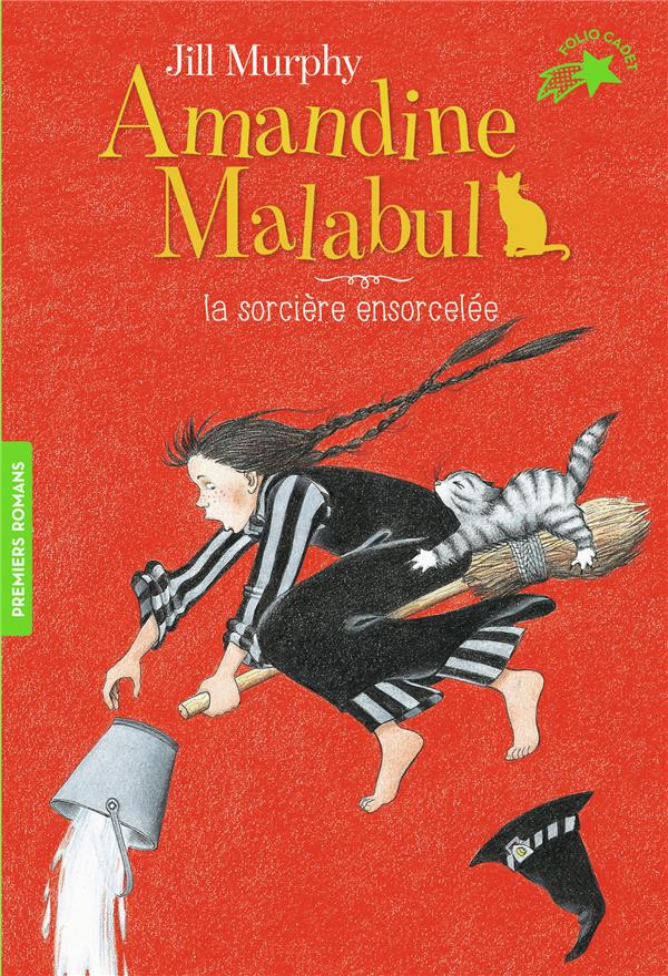 AMANDINE MALABUL, LA SORCIERE ENSORCELEE MURPHY JILL NC