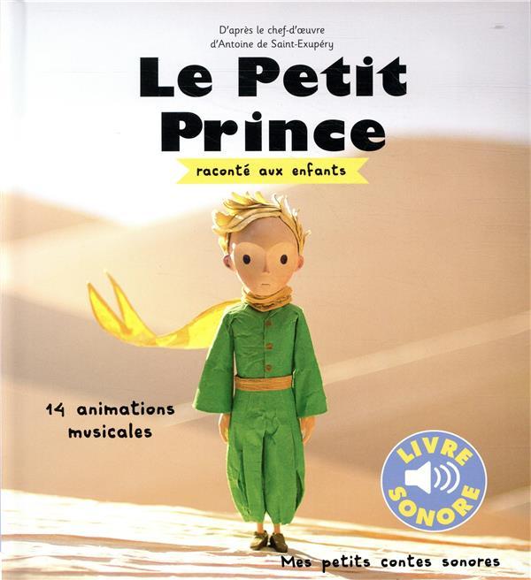 LE PETIT PRINCE RACONTE AUX ENFANTS SAINT-EXUPERY A D. Lgdj