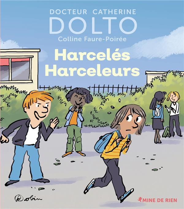 HARCELES HARCELEURS DOLTO/FAURE-POIREE GALLIMARD