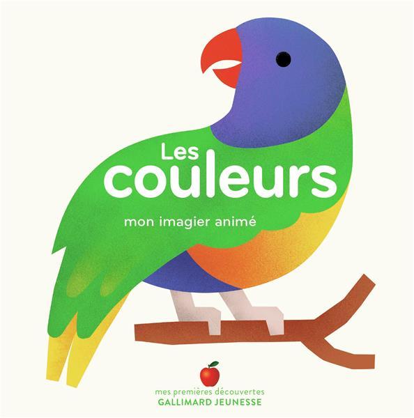LES COULEURS  -  MON IMAGIER ANIME