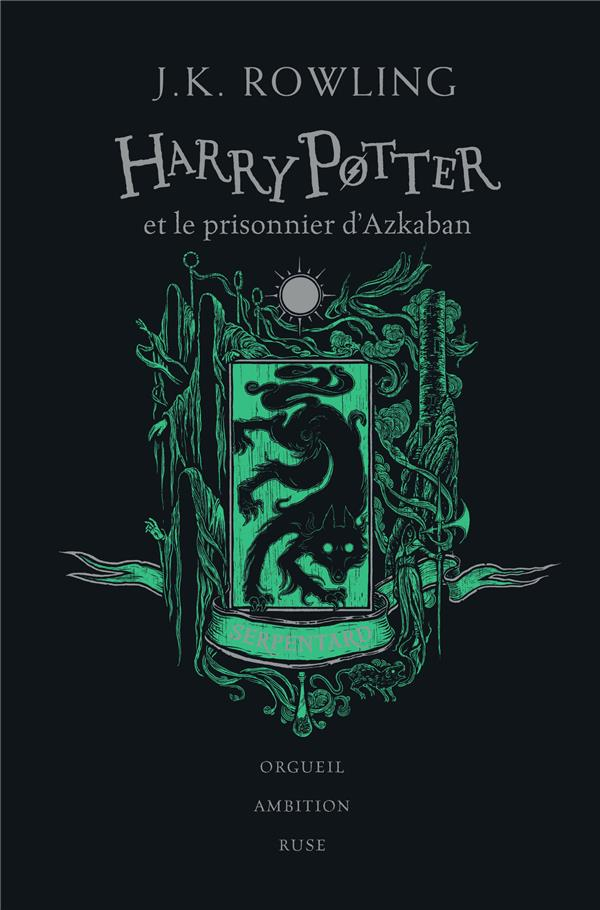 HARRY POTTER T.3 ROWLING/PINFOLD GALLIMARD