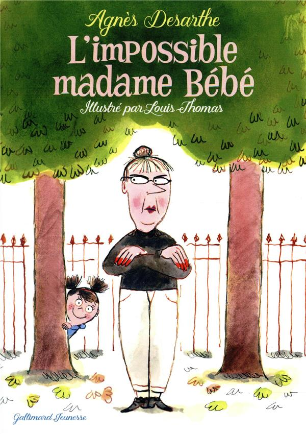 L'IMPOSSIBLE MADAME BEBE