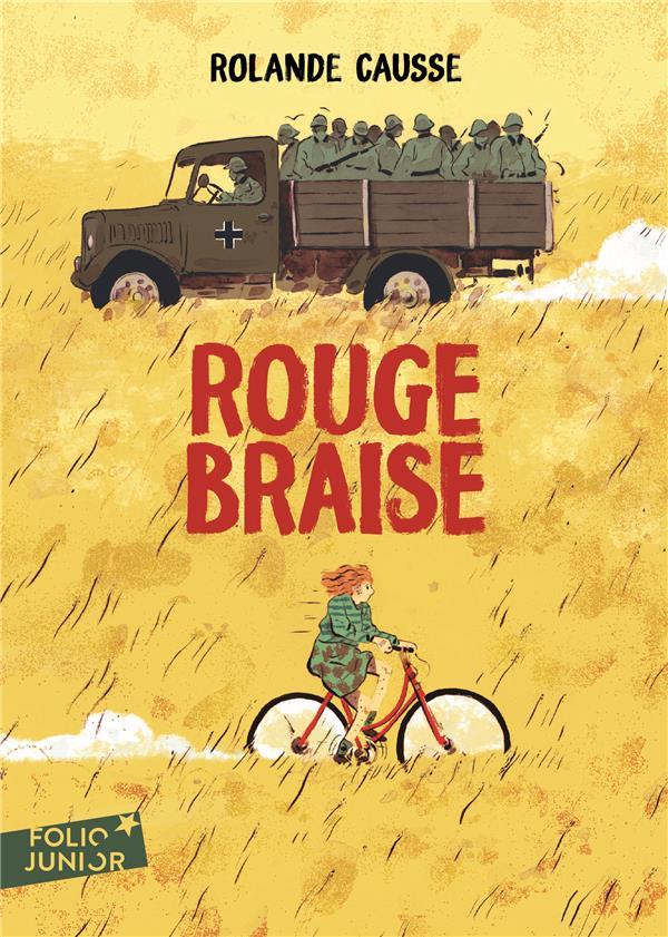 ROUGE BRAISE CAUSSE/HENRY GALLIMARD