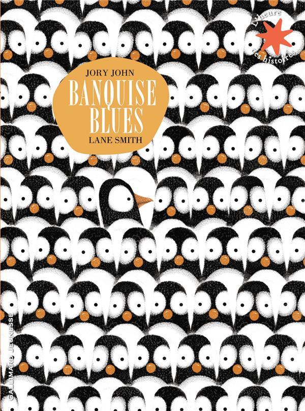 BANQUISE BLUES SMITH/JOHN GALLIMARD