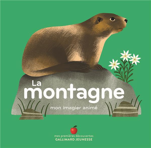 LA MONTAGNE - MON IMAGIER ANIME