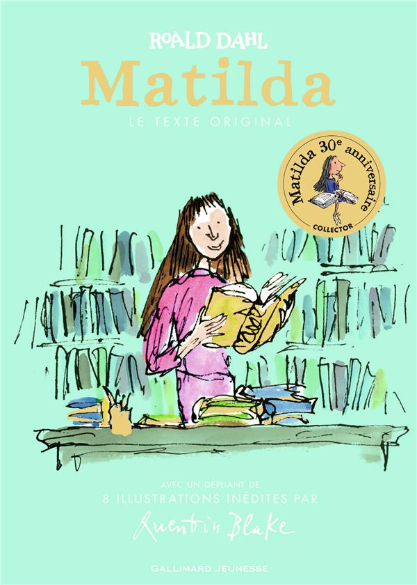 MATILDA   LE TEXTE ORIGINAL