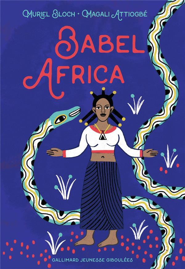 BABEL AFRICA BLOCH/ATTIOGBE GALLIMARD