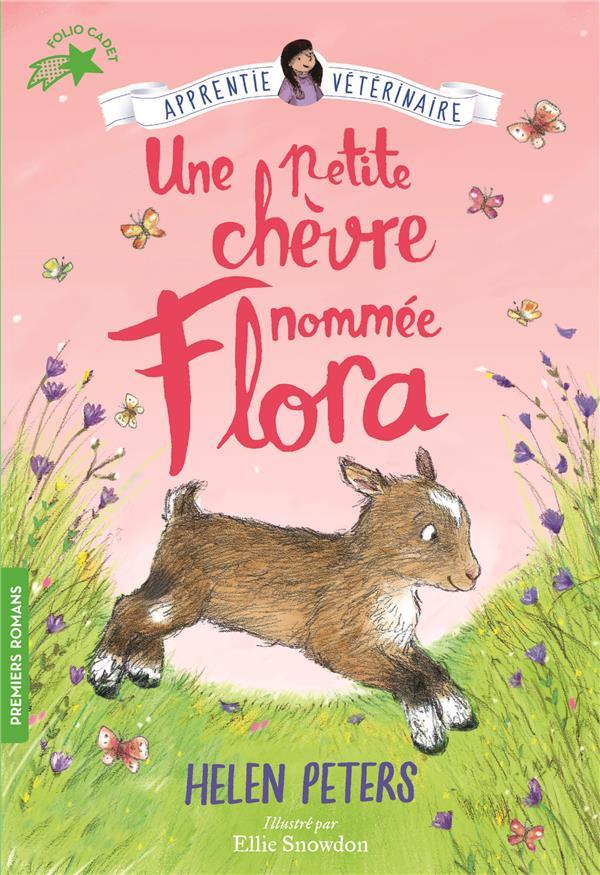 JASMINE, L'APPRENTIE VETERINAIRE, 5 : UNE PETITE CHEVRE NOMMEE FLORA