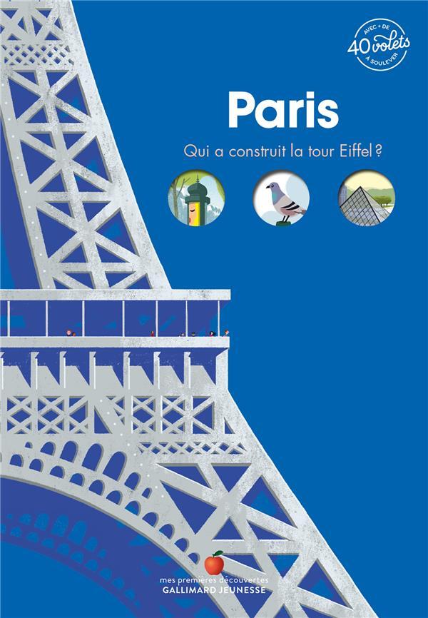 PARIS - QUI A CONSTRUIT LA TOUR EIFFEL ?