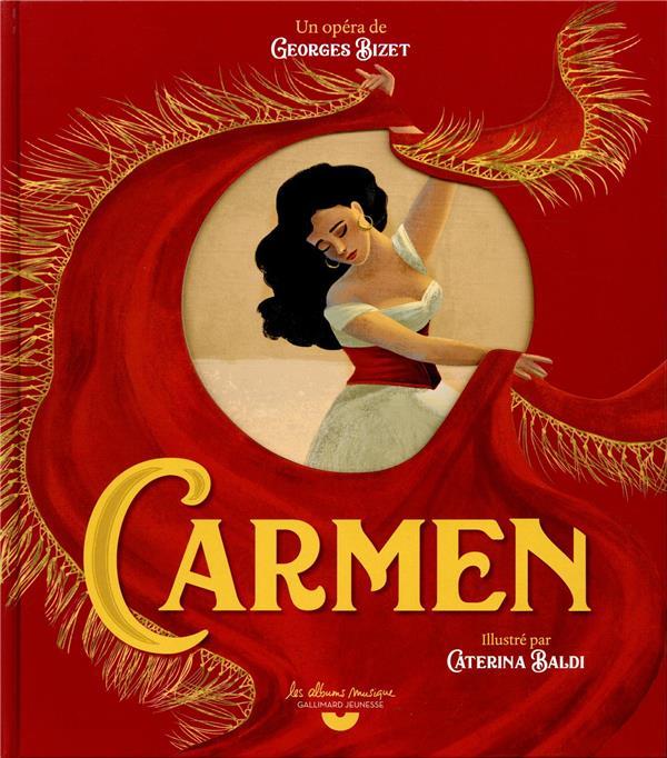 Carmen BIZET/BALDI GALLIMARD