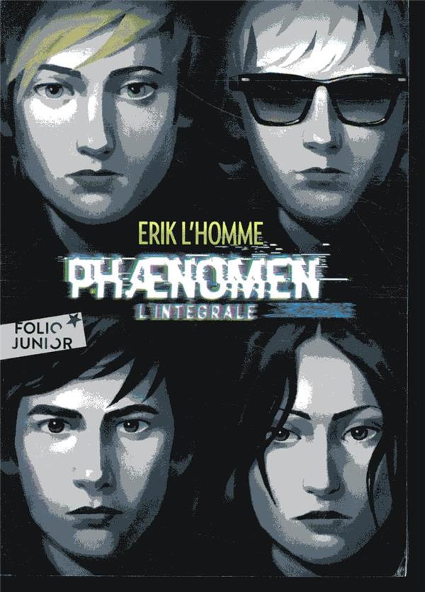 PHAENOMEN - L'INTEGRALE L-HOMME ERIK GALLIMARD