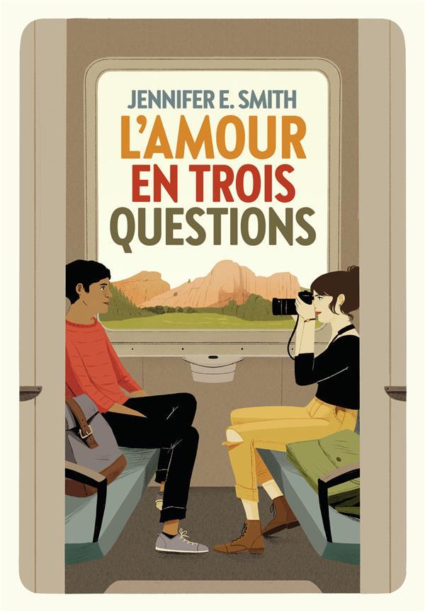 L-AMOUR EN TROIS QUESTIONS SMITH JENNIFER E. GALLIMARD