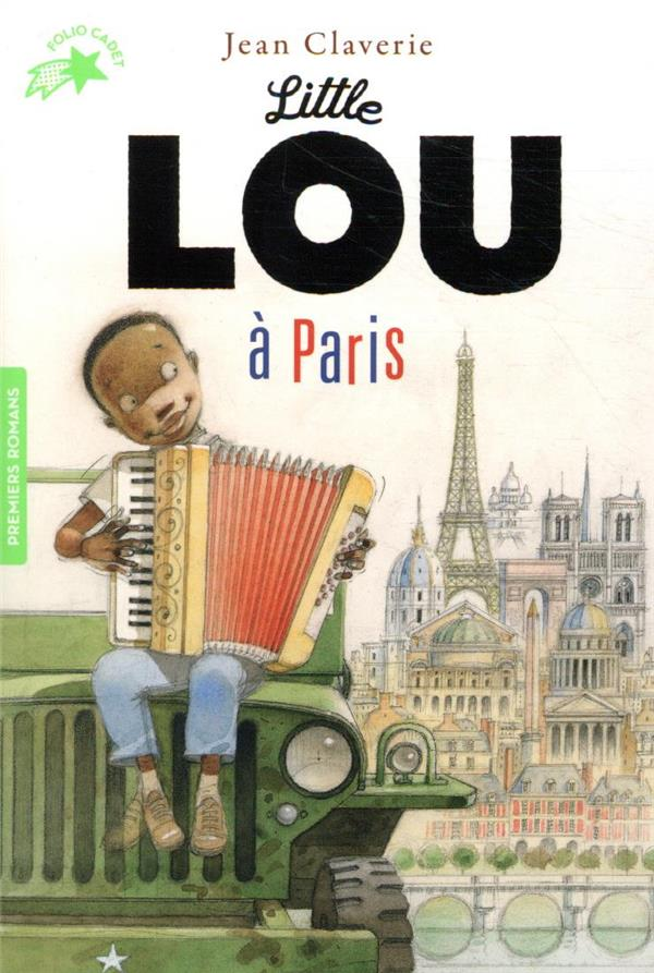 LITTLE LOU A PARIS