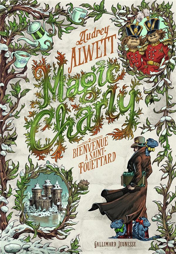 MAGIC CHARLY 2 ALWETT AUDREY GALLIMARD
