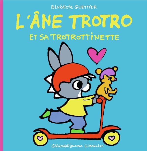 L'ANE TROTRO ET SA TROTROTTINETTE