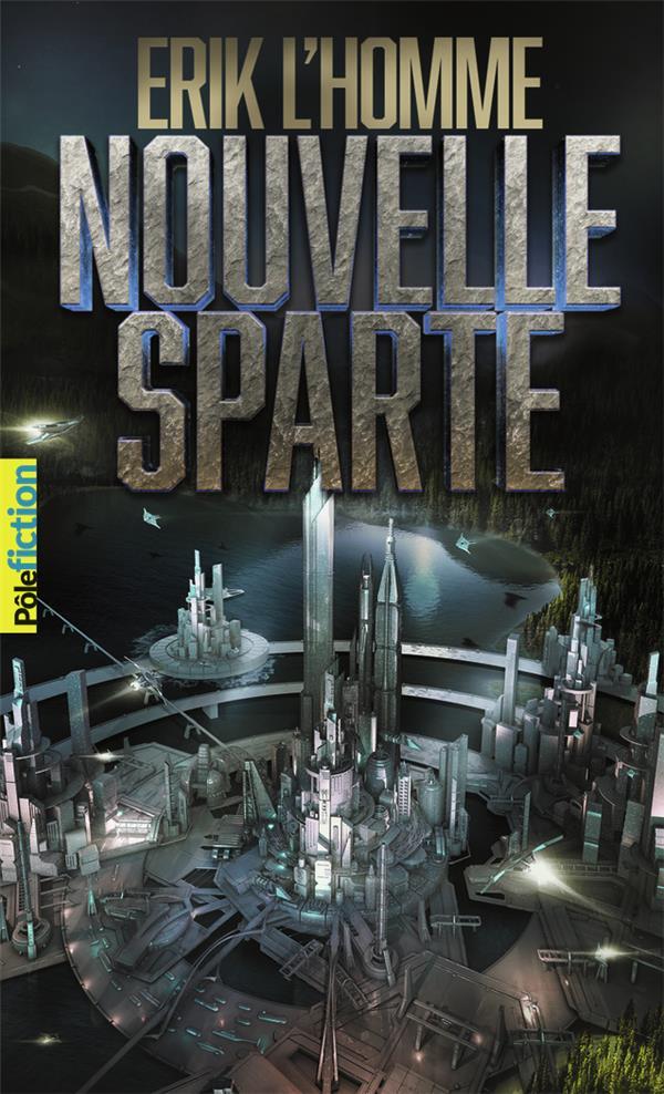 NOUVELLE-SPARTE L-HOMME ERIK GALLIMARD
