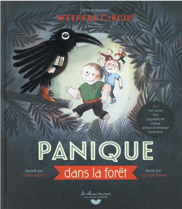 PANIQUE DANS LA FORET    WEEPERS CIRCUS