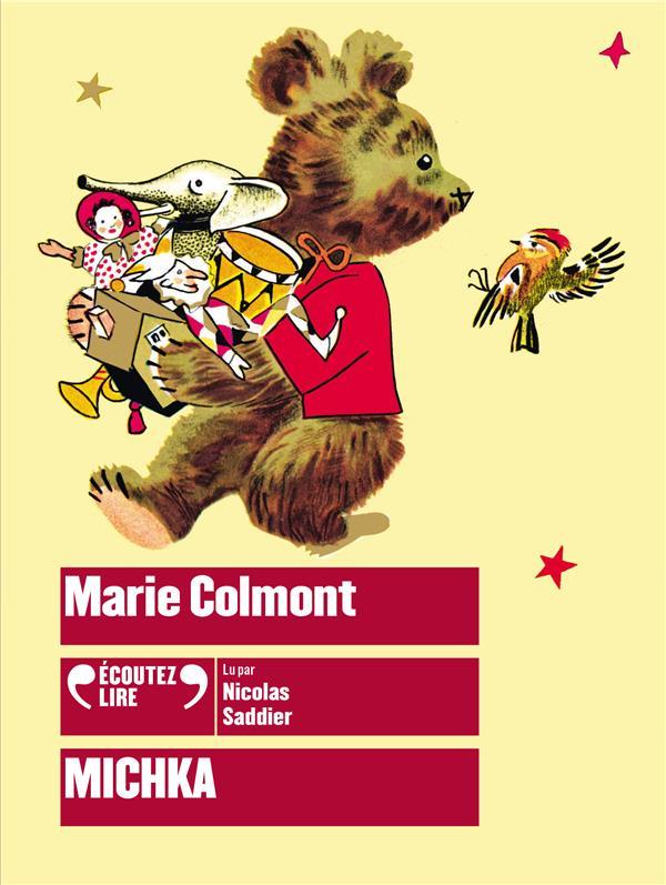 MICHKA COLMONT, MARIE GALLIMARD