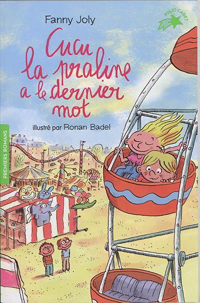 CUCU LA PRALINE T.12  -  CUCU LA PRALINE A LE DERNIER MOT -