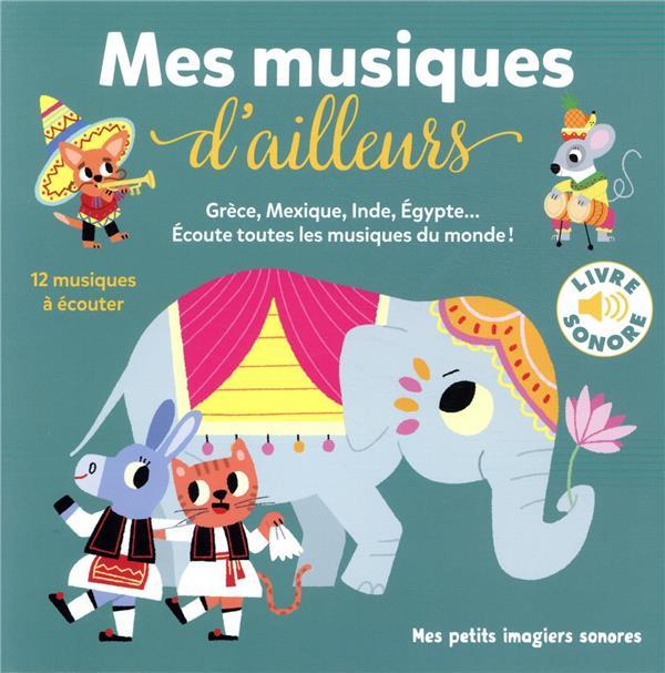 MES MUSIQUES D'AILLEURS