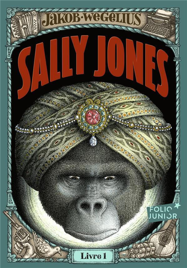 SALLY JONES WEGELIUS, JAKOB GALLIMARD