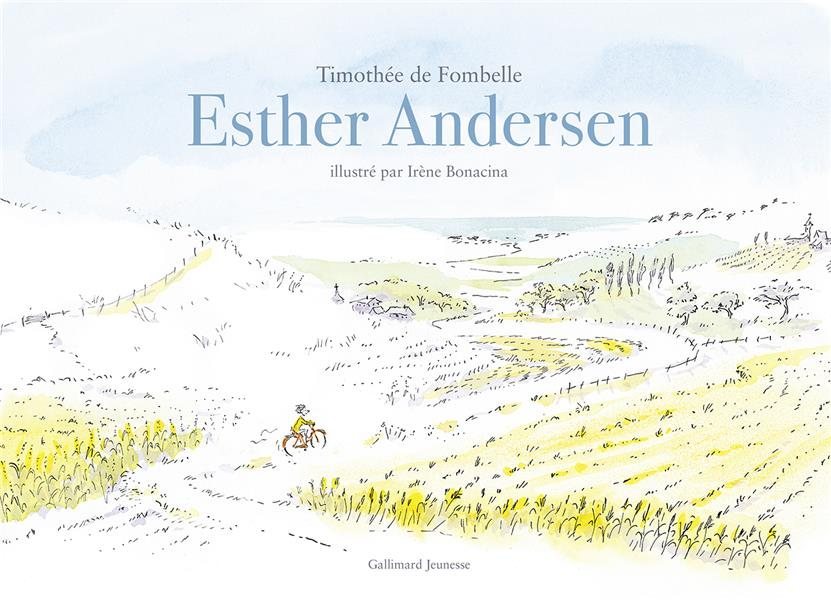 ESTHER ANDERSEN FOMBELLE/BONACINA GALLIMARD