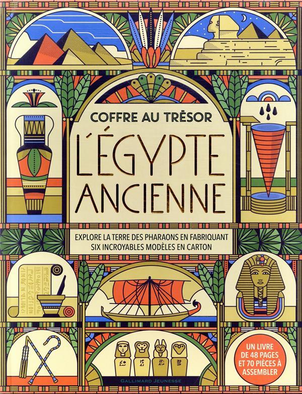 L'EGYPTE ANCIENNE MORGAN/MUTI GALLIMARD