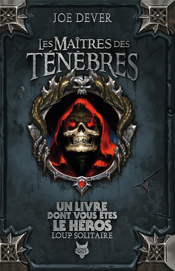 LES MAITRES DES TENEBRES - VOL DEVER/SAMPSON GALLIMARD