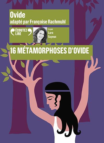 16 METAMORPHOSES D'OVIDE RACHMUHL, FRANCOISE GALLIMARD