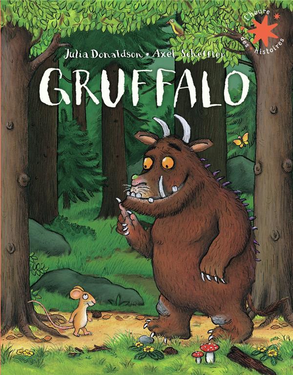 GRUFFALO DONALDSON JULIA GALLIMARD