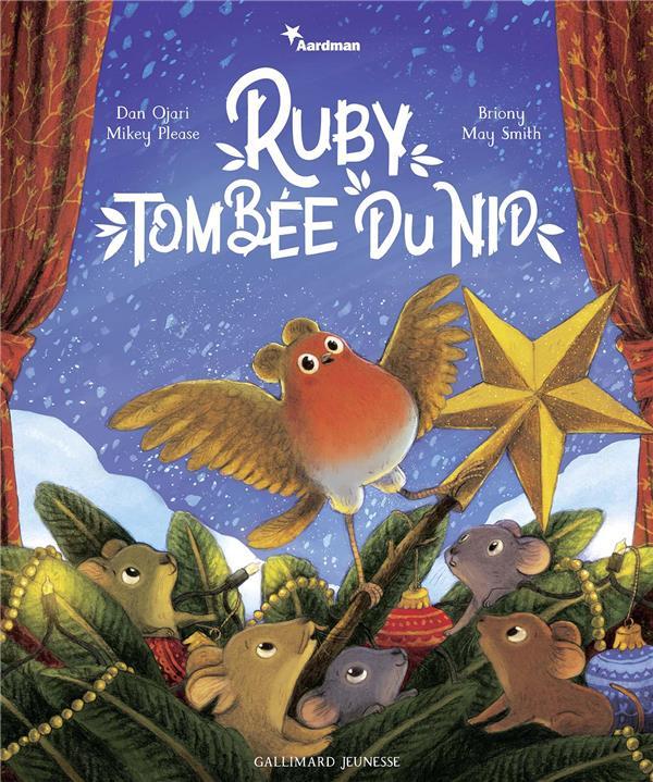 RUBY TOMBEE DU NID