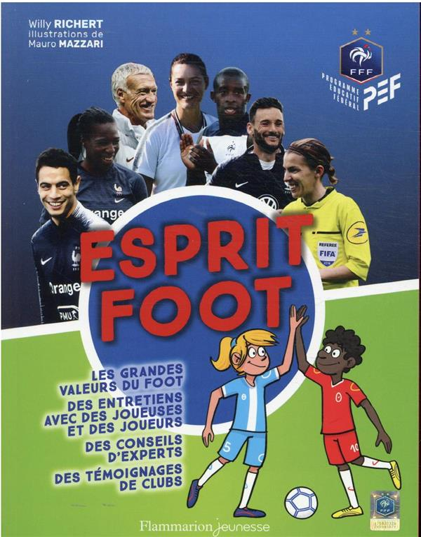 ESPRIT FOOT WILLY RICHERT / MAUR FLAMMARION