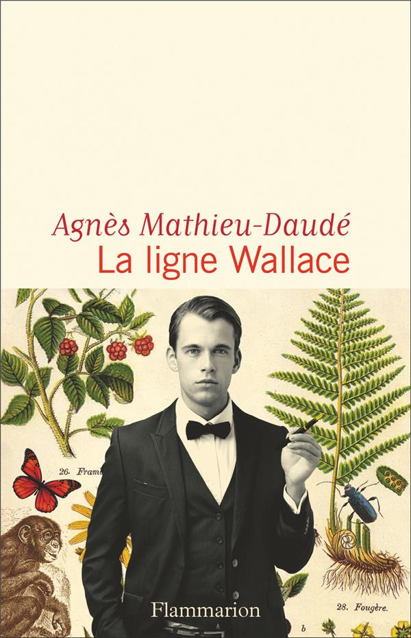 LA LIGNE WALLACE MATHIEU-DAUDE, AGNES FLAMMARION
