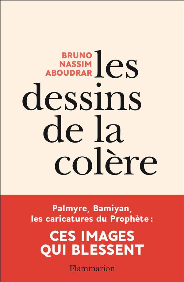 LES DESSINS DE LA COLERE ABOUDRAR B N. FLAMMARION