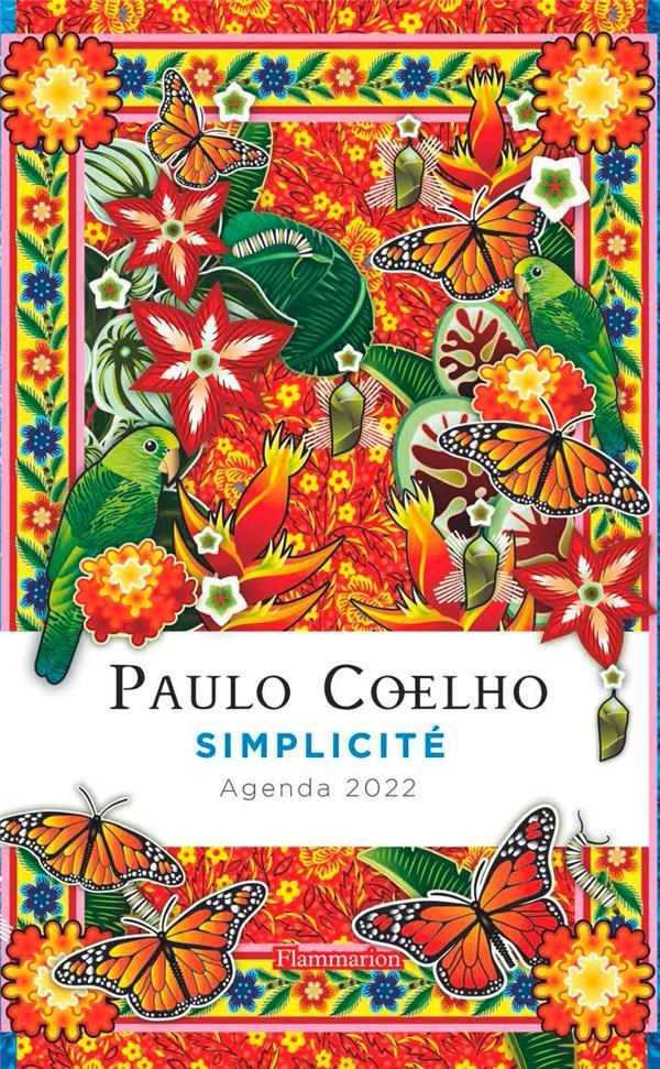 AGENDA COELHO 2022 COELHO, PAULO FLAMMARION