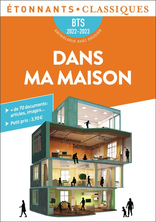 DANS MA MAISON  -  PROGRAMME BTS 2022-2023
