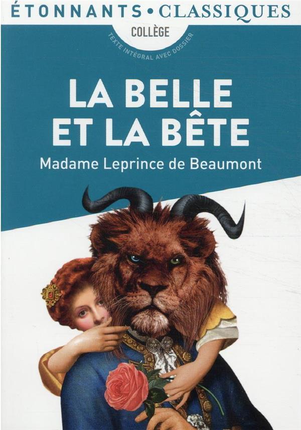 LA BELLE ET LA BETE MADAME LEPRINCE DE B FLAMMARION