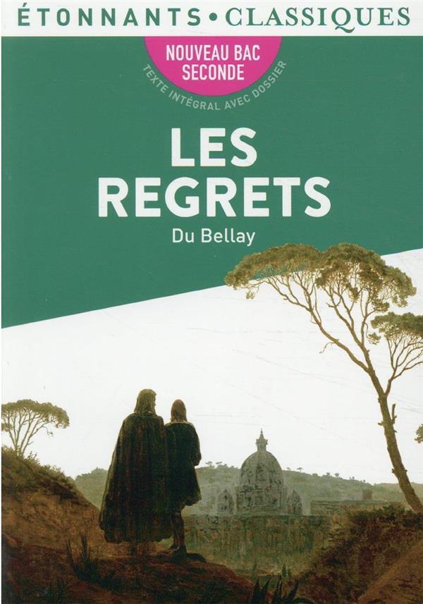 LES REGRETS JOACHIM DU BELLAY FLAMMARION