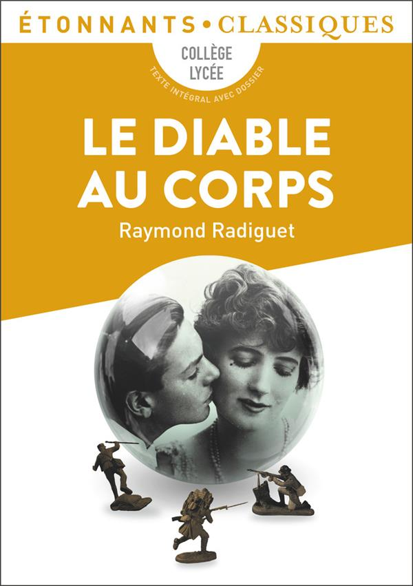 LE DIABLE AU CORPS RADIGUET RAYMOND FLAMMARION