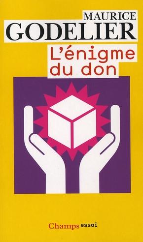 L'ENIGME DU DON (NE)