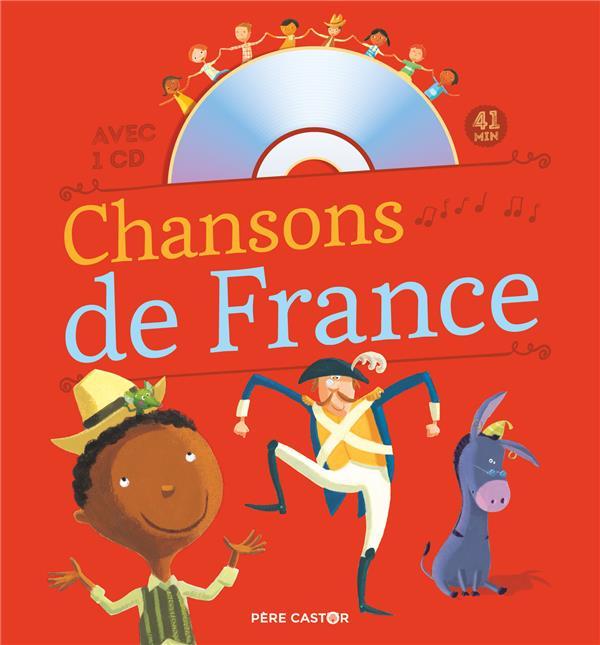 CHANSONS DE FRANCE LEGOFF HERVE FLAMMARION