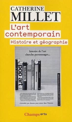 L'ART CONTEMPORAIN (NC)