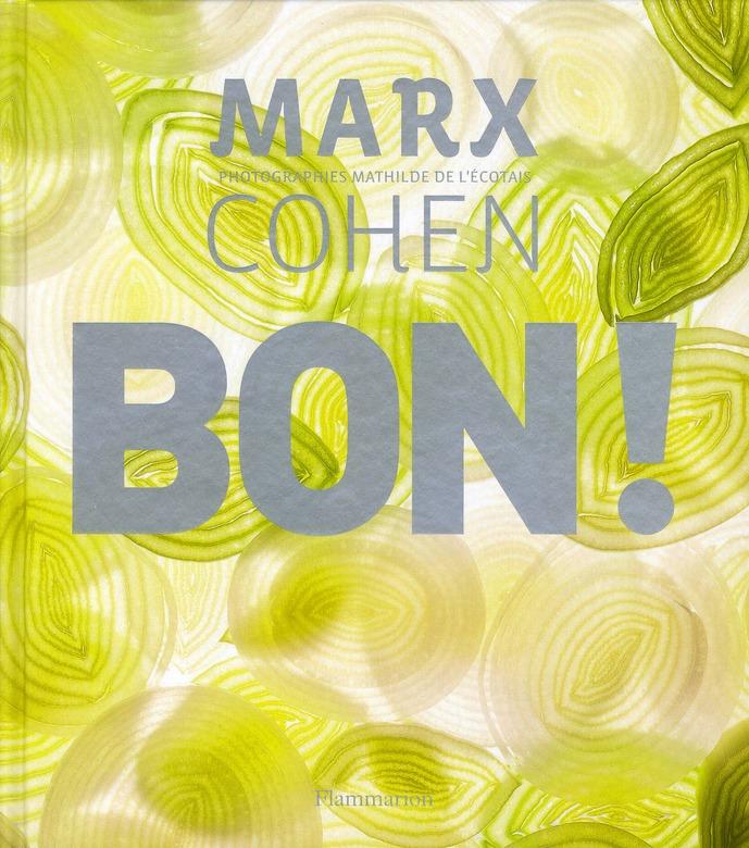 BON! COHEN/MARX FLAMMARION