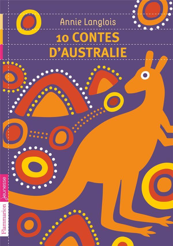10 CONTES D'AUSTRALIE LANGLOIS/SOCHARD FLAMMARION