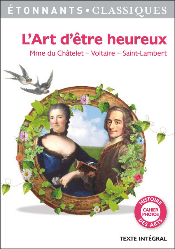- L'ART D'ETRE HEUREUX