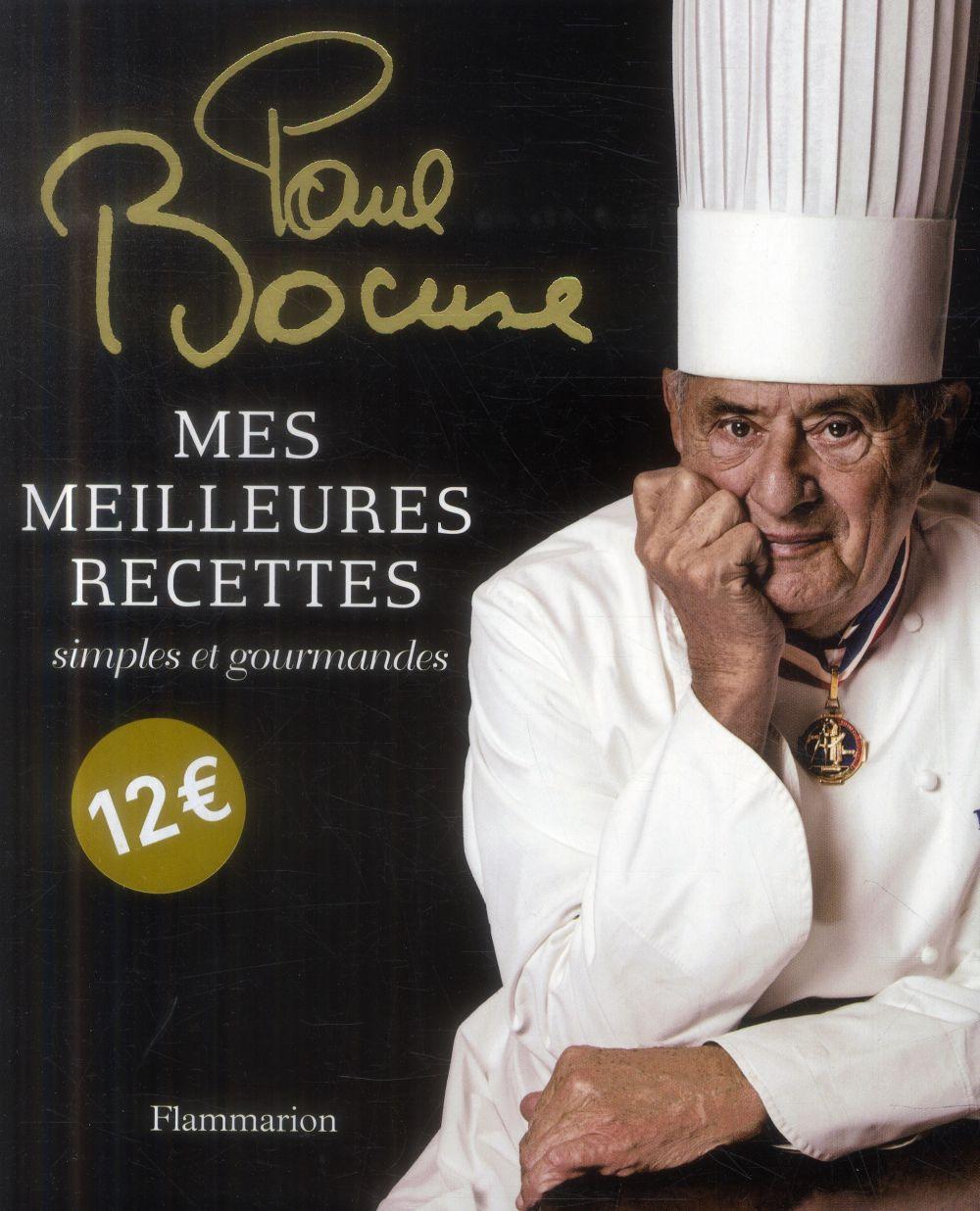 MES MEILLEURES RECETTES - SIMP BOCUSE PAUL Flammarion