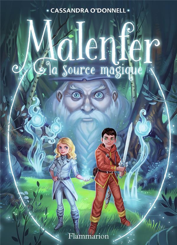 MALENFER T.2  -  LA SOURCE MAGIQUE O-DONNELL/FLEURY Flammarion